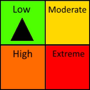 Wildfire Danger Rating